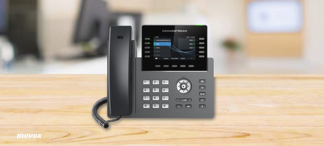 Grandstream's new 2600 series IP phones