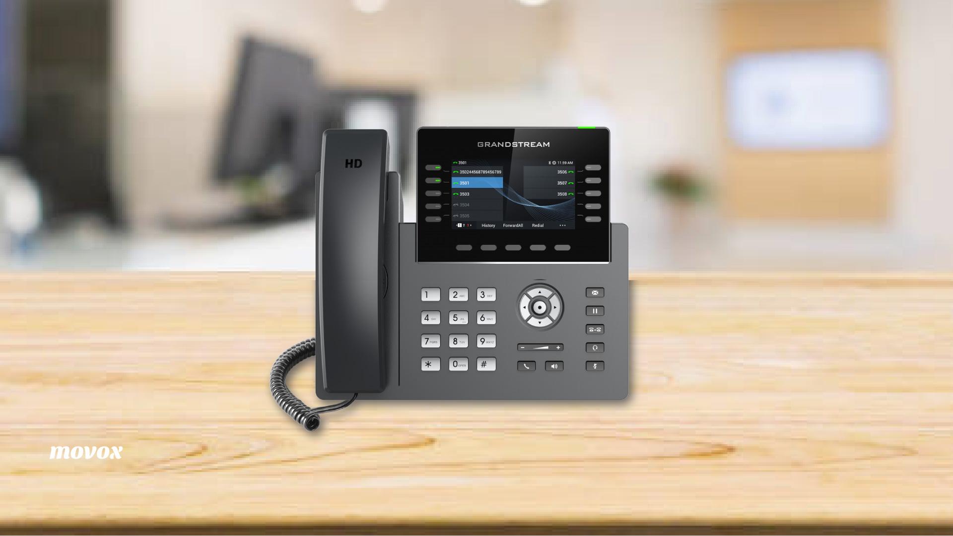 Grandstream's new 2600 series IP phones